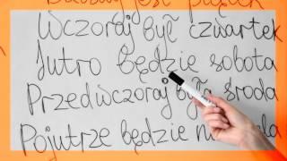 Польська - супер уроки!!! Дні тижня. Онлайн школа Mandarin.(, 2016-03-14T19:20:16.000Z)