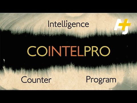 Secret COINTELPRO Is Alive Today – A Brief History