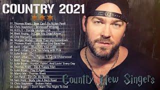 New Country Songs 2021 | Luke Combs, Blake Shelton, Luke Bryan, Morgan Wallen, Dan + Shay, Lee Brice