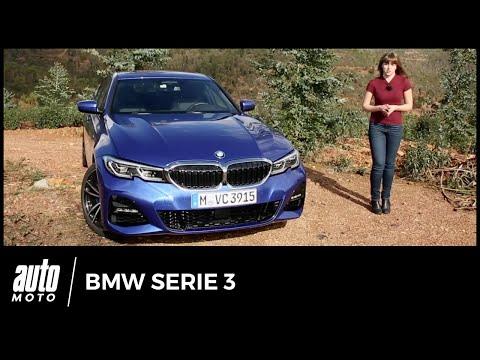 Essai BMW Série 3 : Un Peu Trop Sérieuse ?