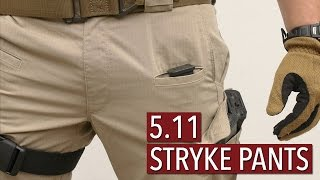 5.11 Tactical Stryke Pants [Review]