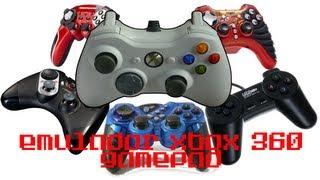 Tutorial: emulador de XBOX360 gamepad: x360ce. ESPECIAL GAMEPADS 3-4