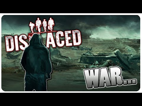 War.. War Never Changes - Refugee Survival | Displaced Gameplay (Full Release)