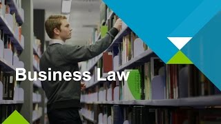 Studying Business Law at UNSW Business School