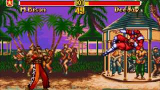 Super Street Fighter 2 The New Challengers- M.Bison - 1/2 thumbnail