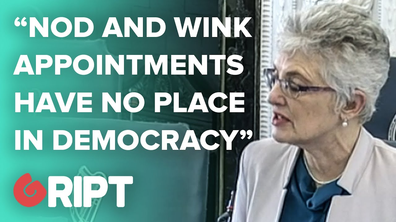 """Zappone in 2015: """"Nod and wink"""" appointments have no place in politics"""