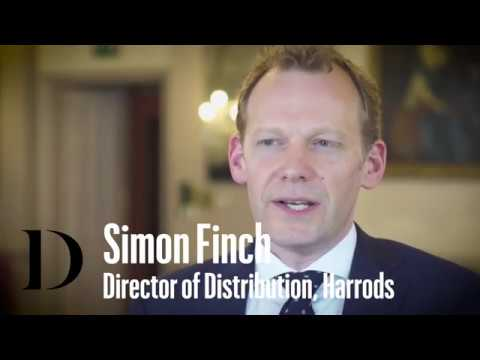 Interview with Simon Finch, director of distribution, Harrods, at the Drapers Operations Forum 2017
