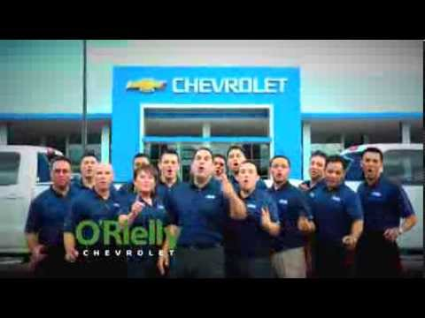 O'Rielly Chevrolet Move Those Trucks! At O'Rielly Chevrolet Tucson