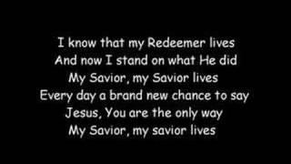 Play My Savior Lives (Radio Version)