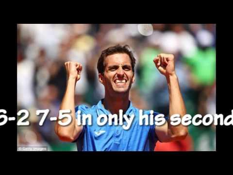 Andy Murray beaten by Albert Ramos Vinolas at Monte Carlo Masters