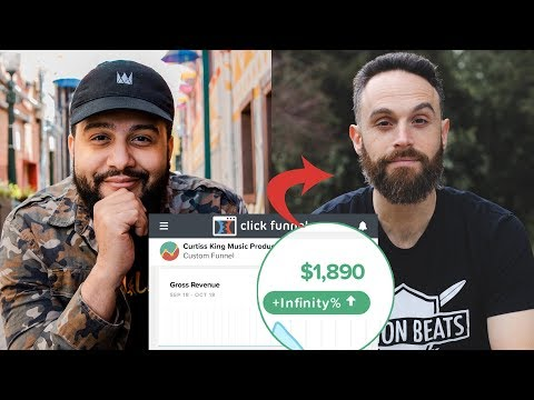 Selling Beats Online: How Gabe of Legion Beats Helped Curtiss King Make $1800 in 7 Days