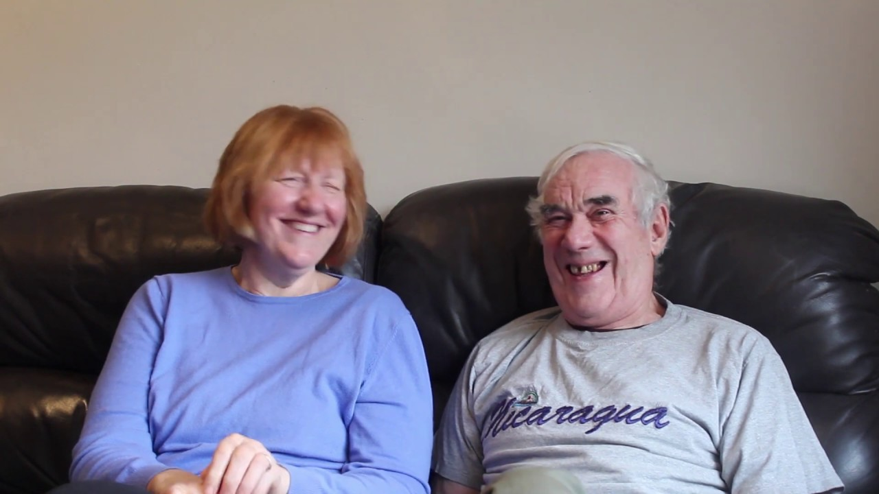 Seans Story - Living with Frontotemporal Dementia
