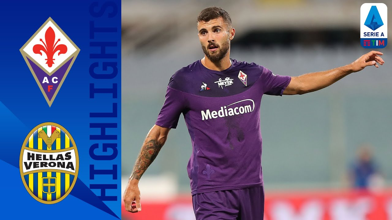 Fiorentina 1-1 Hellas Verona | Cutrone's Last Minute Equaliser Saves Fiorentina | Serie A TIM