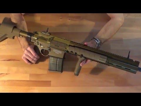 VFC Heckler & Koch HK G28 S-AEG (Airsoft) // Review