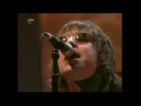Later Presents... Oasis -  Live Forever *Remastered Audio*