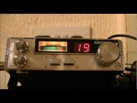 CB radio channel 19 UK