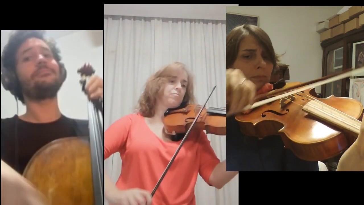 Mozart - Fuga  K. 443/404b