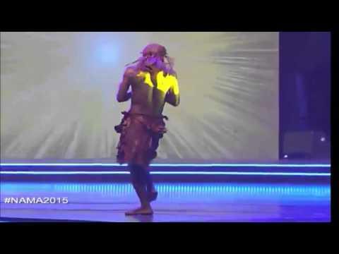 NAMA 2015 - Saturday Awards -- Bullet Ya Kaoko Performance