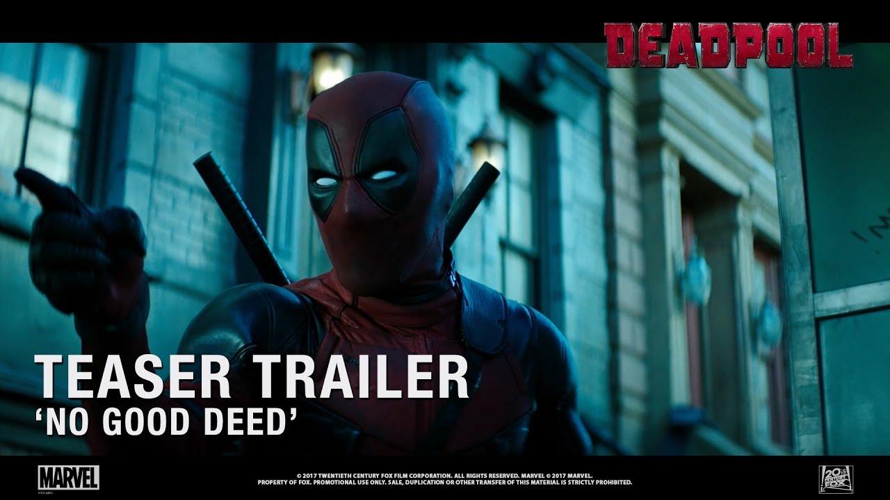 Deadpool No Good Deed