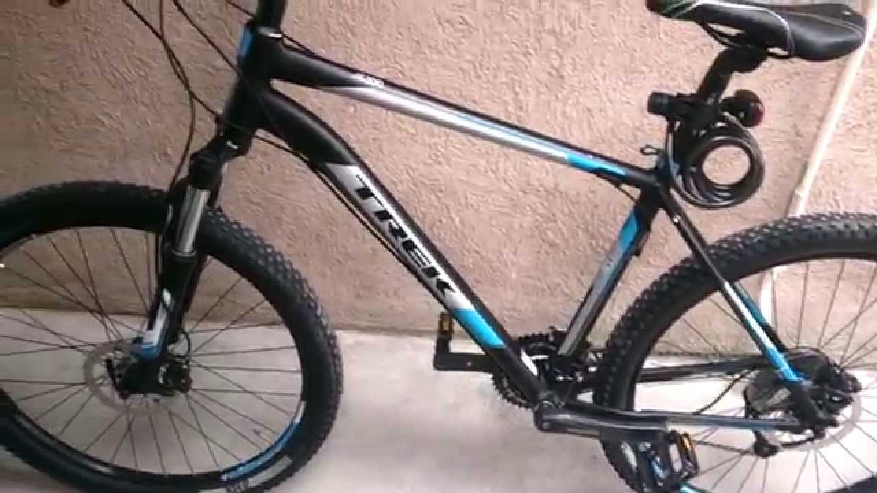 551e0fc275f MY NEW TREK 4300 DISK 2013 SERIES REVIEW HD 1080p - YouTube