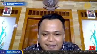 Tips Komunikasi Positif dalam home learning - Rofik J  Rosyafani, M.Pd