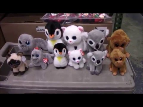 TY Beanie Babies   Classic - Spring 2016 Releases Review - BBToystore.com -  YouTube b4ec174494c