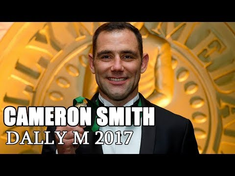 Cameron Smith - Dally M 2017