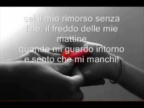 Mi manchi-Fausto Leali (con testo).