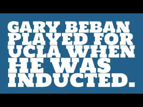 Who did Gary Beban play for?
