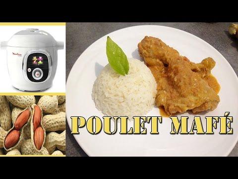 cookéo-moulinex-:-recette-du-mafé-poulet-facile