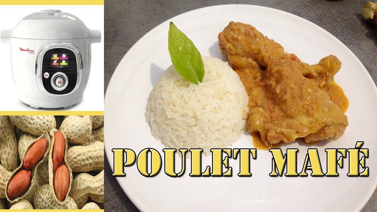 cook o moulinex recette du maf poulet facile youtube. Black Bedroom Furniture Sets. Home Design Ideas