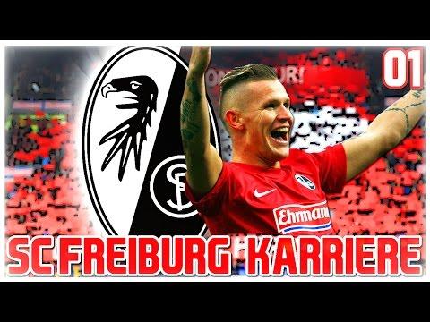 WILLKOMMEN IN FREIBURG | FIFA 17 KARRIERE #01