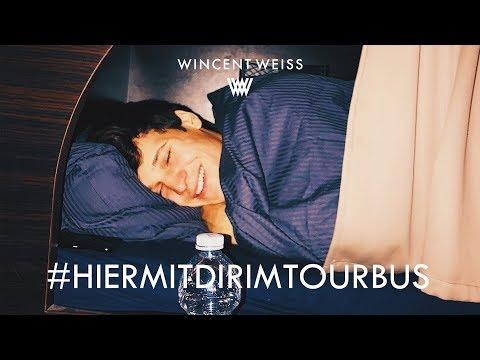 Wincent Weiss - Hier mit dir im Tourbus