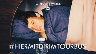 Gambar cover Wincent Weiss - Hier mit dir im Tourbus