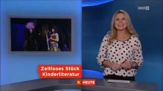 Theater-Rakete: Die kleine Hexe (ORF - Kärnten heute)