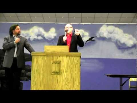 Jack Armstrong and Joe Getty at The Conservative Forum, Dec 4, 2012 - Part 2
