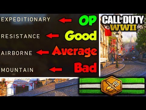 YOU WILL KNIFE EVERYONE WITH THESE KNIFE ONLY CLASS SETUPS!! (COD WW2)