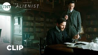 The Alienist: It's All Right There - Season 1, Ep. 1 [CLIP] | TNT