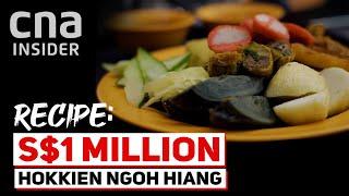 A Hokkien Ngoh Hiang Recipe Worth S$1 Million
