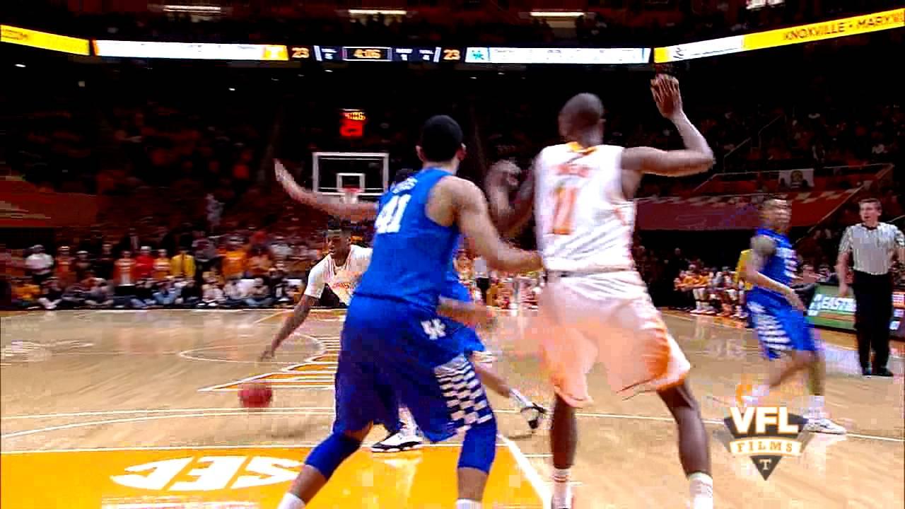 How To Watch Tennessee Vs Kentucky Basketball Online Free: Tennessee Men's Basketball Highlights Vs. Kentucky, 66-48