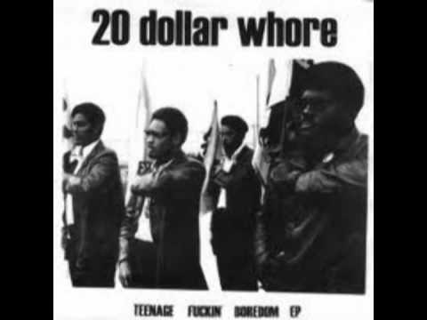20 Dollar Whore - Big Black Lover