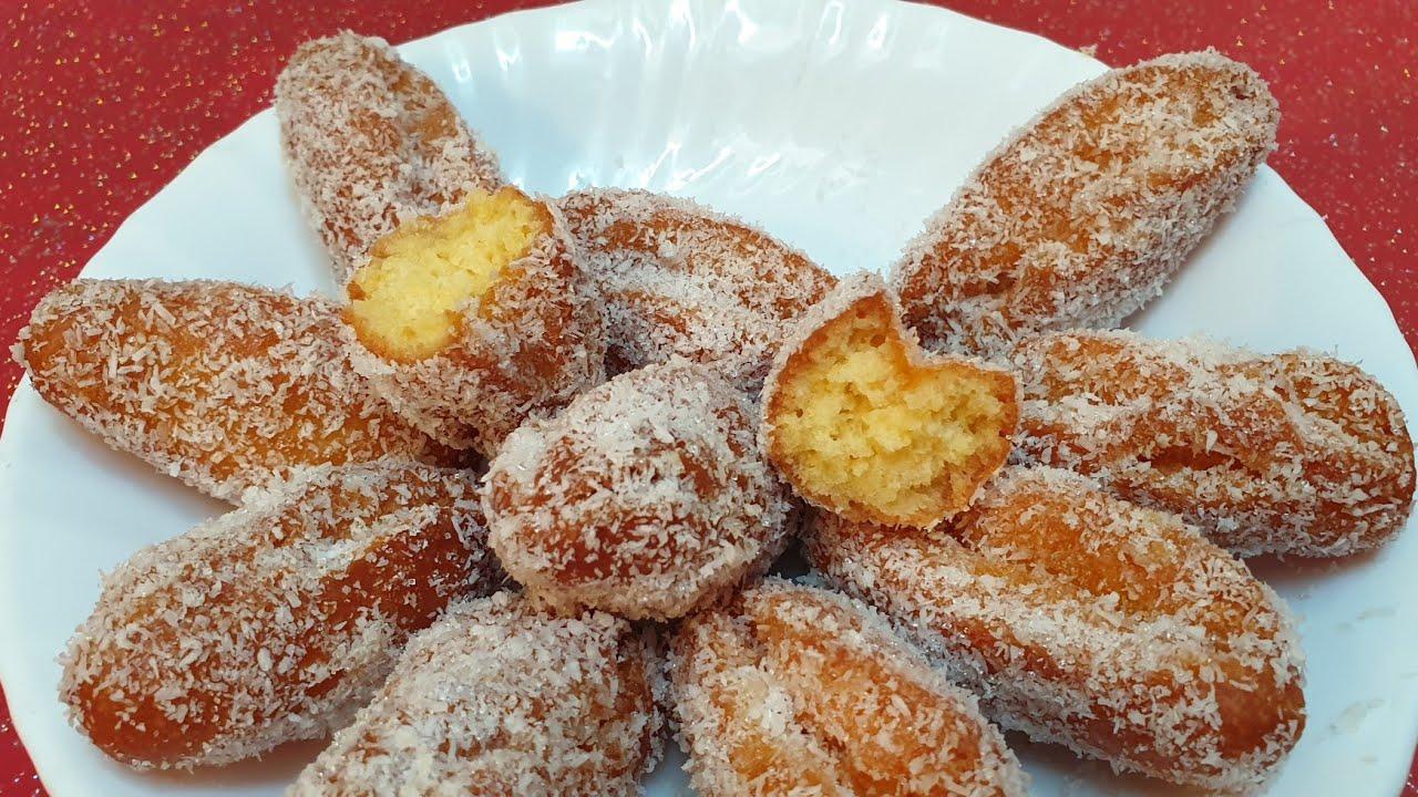 حلوى 10 دقائق بدون فرن ببيضة واحدة باقل من 10 دراهم لضيوف الغفلة قتصادية بكمية وفير