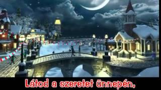 Magyar karaoke Szekeres Adrienn-A szeretet ünnepén