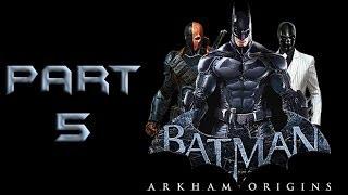 Batman: Arkham Origins Walkthrough, Part 5