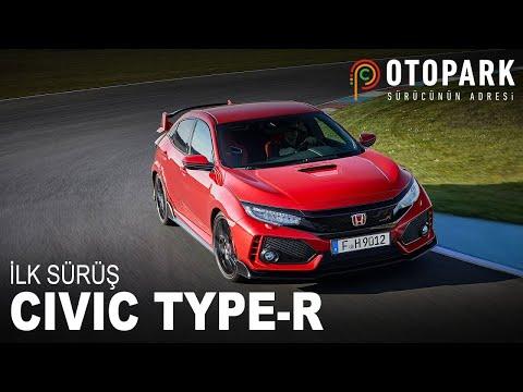 2017 Honda Civic Type-R | Önden çekişin Zirvesi!! | İlk Sürüş