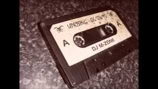 Uprising 6-7-95 Dj M-Zone  Mc JD Walker
