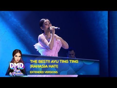 THE BEST!! Ayu Ting Ting [RAHASIA HATI] Part 3 - DMD Ayu And Friends (17/12)