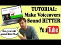 How to Get Quality Voiceovers for Commentary | Gaming Commentary Recording Tips