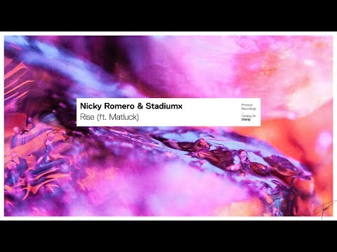 Nicky Romero & Stadiumx  Rise ft Matluck Preview  Aug 24
