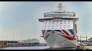 P&O Cruises Britannia - Ship Tour 2015